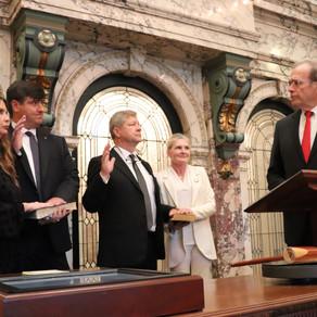 Jason Barrett is new Mississippi Senator for District 39