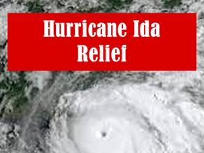 St. Thomas the Apostle Catholic Church Hurricane Ida Relief