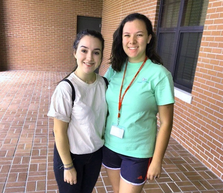 "WCU, Hulin feature friend Gabrielle Hulin didn't know anyone at William Carey, so she was assigned a roommate. But she and Zoe Johnson discovered that military kids and missionary kids have a lot in common. What Gabrielle thinks about that: ""God really does work for our benefit."""