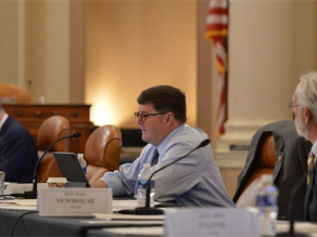 Congressman Palazzo Provides Committee Work Update