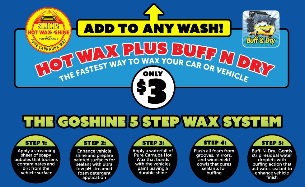 GoShine Unlimited Car Wash Club