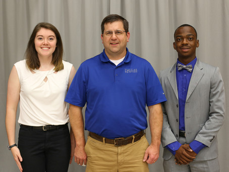 Hinds honors foundation scholarship recipients