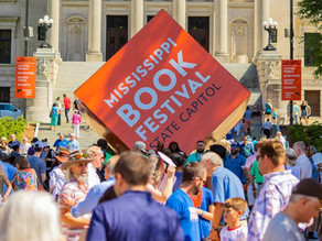 Book Authors To Be Panelists At The 7th Annual Mississippi Book Festival