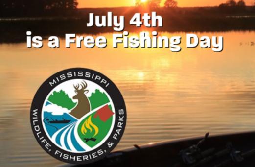 Free Fishing Day