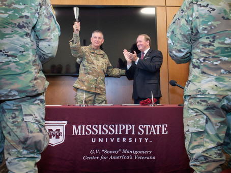 MSU, Mississippi National Guard announce Bulldog Free Tuition Program for service members