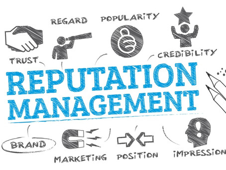Importance of reputation management for local businesses