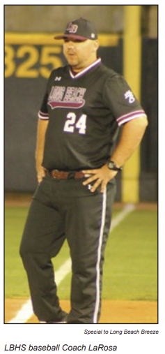 Coach Garrett LaRosa