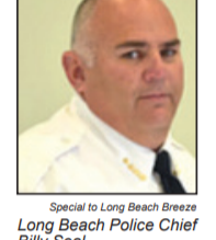 Gulf Coast Chamber of Commerce showcases Long Beach Police and Fire Chiefs