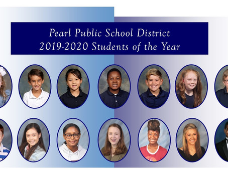 Pearl's students of the year announced