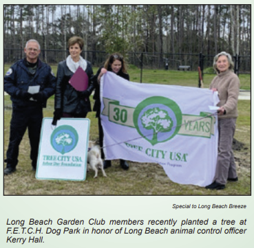 Long Beach Garden Club