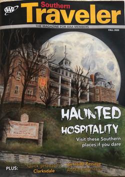 "Southern Traveler: ""Haunted Hospitality"""