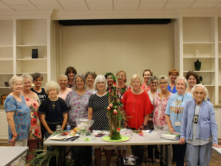 Richland-Florence Garden Club inaugural meeting held