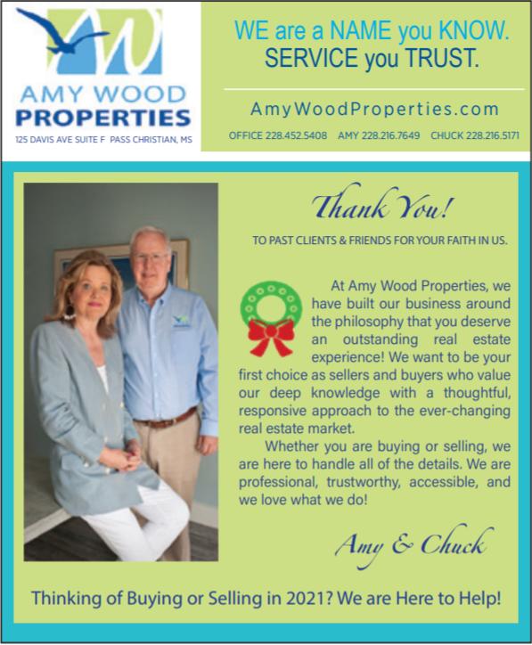 Amy Wood Properties