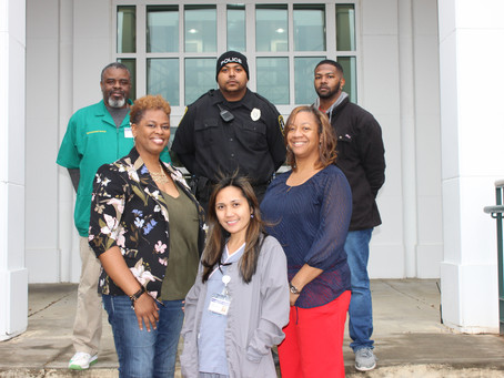 Mississippi State Hospital employees receive service honor