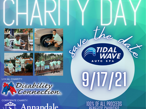 Making a Tidal Wave of Difference on Charity Day