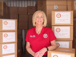 AG Fitch recovers PPE items from price gouger, gives back to healthcare heroes and first responders