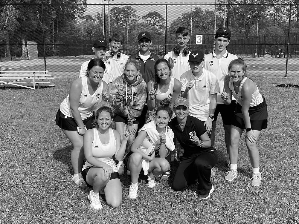 LBHS Tennis Team