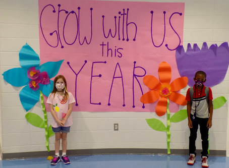 Pearl Upper Elementary Students Prepare for the 2020-2021 School Year