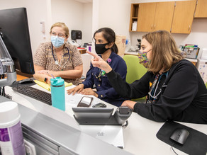 PEDIATRIC EXPERTS UNITE TO FIGHT COVID AFTEREFFECTS WITH NEW CHILDREN'S OF MS CLINIC