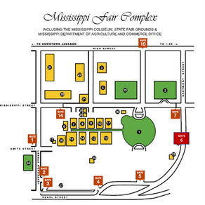 The Mississippi State Fair Extended October 22-25