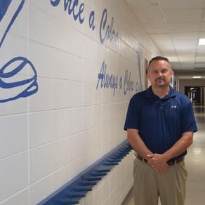 New principal on board at WAC