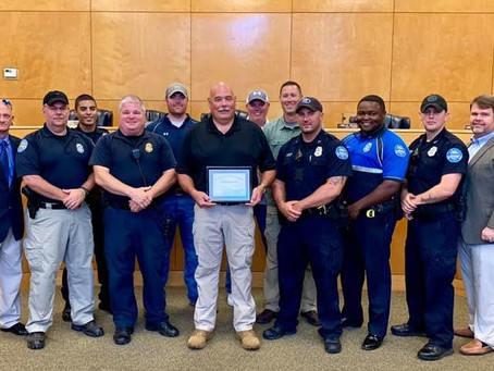Mooney named PPD Officer of the Month