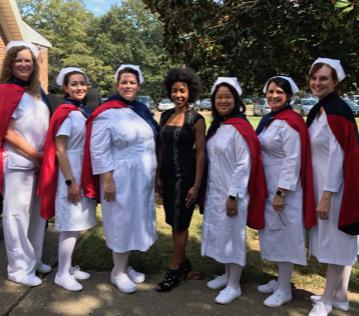 Mississippi Nurse Honor Guard convenes for tribute