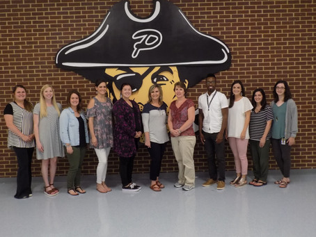 New teachers welcomed to Pirate family