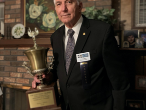Vernon Ehlers honored by MS Gulf Coast Community College