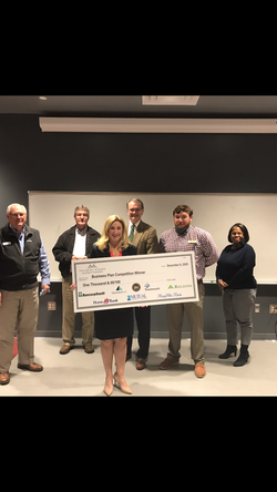 Kendra Reed Winner of Vicksburg Entrepreneur Grant