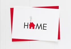 WELCOM HOME CARDS