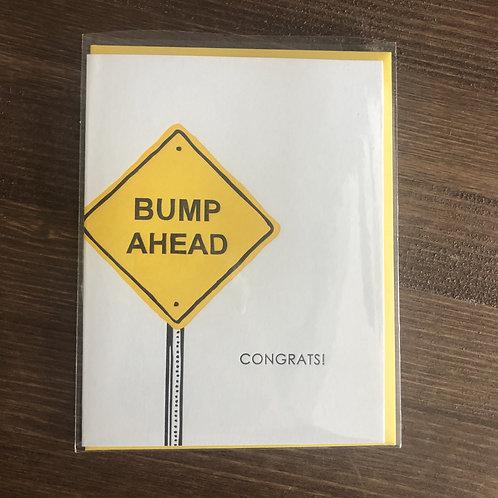 TTK1281 - BUMP AHEAD CONGRATS!