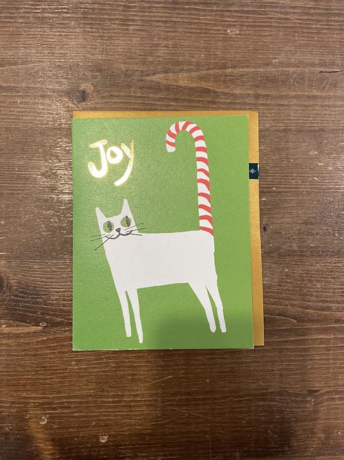 XHPCA2101 - JOY CANDYCANE CAT TAIL