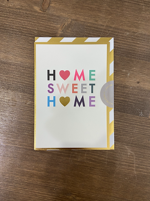 6084 - HOME SWEET HOME