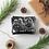 Thumbnail: TIS THE SEASON - 5x7 FLAT GREETING CARD