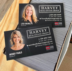 Harvey Real Estate Group