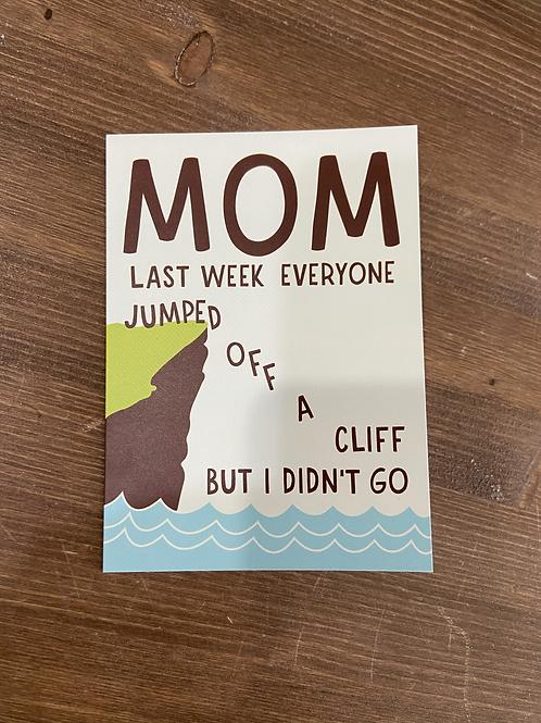 MAS8M - MOM CLIFF