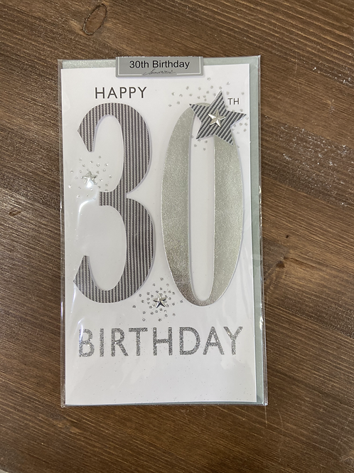 JGS639- 30TH BIRTHDAY