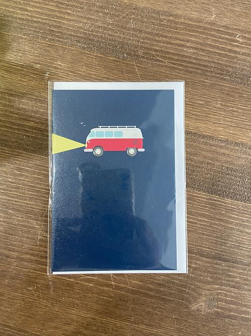 BNT54 - VW VAN BRIGHT NEW THINGS