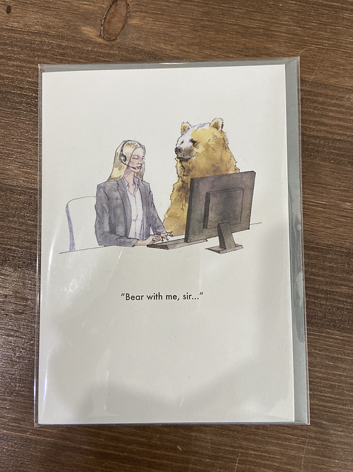 ON11 - BEAR WITH ME