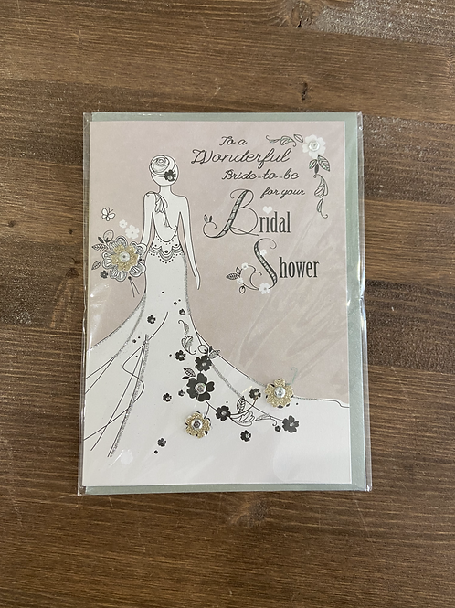 HSW060 - TO A BEAUTIFUL BRIDE-TO-BE
