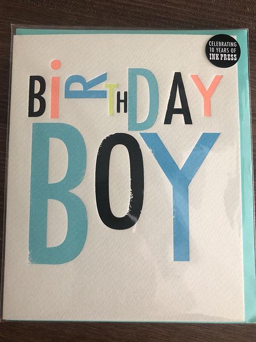 IPY07 - BIRTHDAY BOY