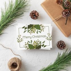 Custom Christmas Cards!