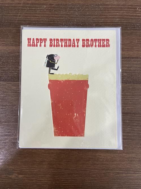 IPR14 - HAPPY BIRTHDAY BROTHER