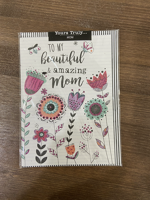 YT343 - TO MY BEAUTIFUL AND AMAZING MOM