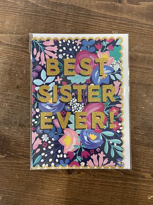 SUR03 - BEST SISTER EVER