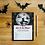Thumbnail: WITCHES BREW - 5x7 FLAT INVITATION