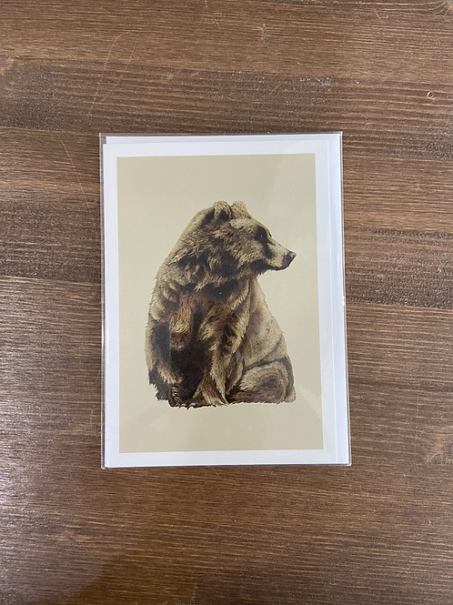 NH22 - BROWN BEAR