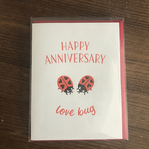 TTA2171 - HAPPY ANNIVERSARY LOVE BUG