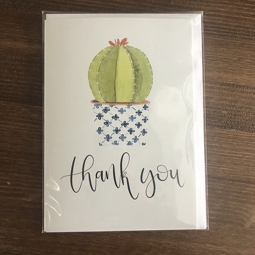 PP03 - THANK YOU CACTUS